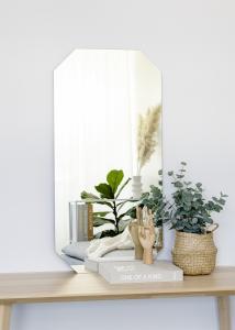 KAILA Speil Tall Octagon 50x100 cm