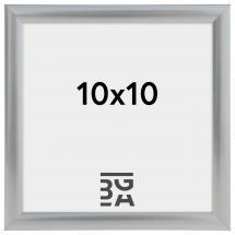 New Lifestyle Sølv 10x10 cm
