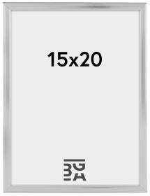 New Lifestyle Sølv 15x20 cm
