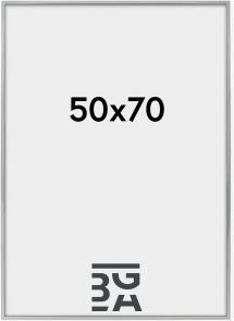 Nielsen Premium Alpha Blank Sølv 50x70 cm