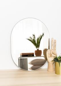 KAILA Speil Oval 30x40 cm