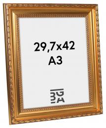 Birka Premium Gull 29,7x42 cm (A3)
