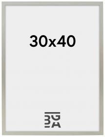 Edsbyn Sølv 2B 30x40 cm