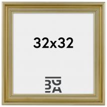 Mora Premium Sølv 32x32 cm