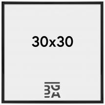 Ramme New Lifestyle Akrylglass Svart 30x30 cm
