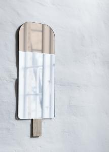 Speil EO Ice Cream Warm Rose 22x57 cm