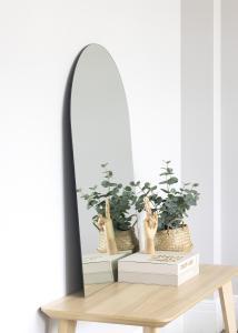 KAILA Speil Cut Oval 70x100 cm