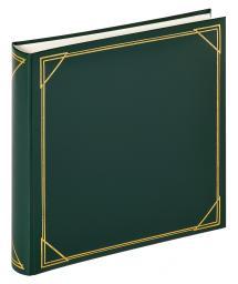 Kvadrat Grønn - 30x30 cm (100 Hvite sider / 50 ark)