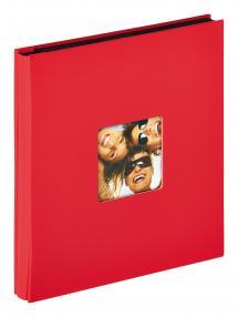 Fun Album Rød - 400 Bilder i 10x15 cm
