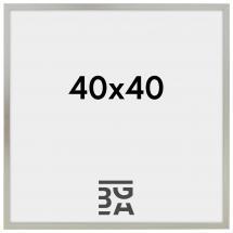 Edsbyn Sølv 2B 40x40 cm