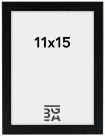 Edsbyn Svart 2E 11x15 cm