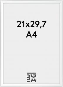 Galeria Hvit 21x29,7 cm (A4)