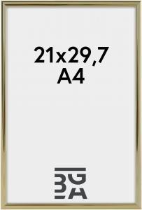 Nielsen Premium Classic Gull 21x29,7 cm (A4)