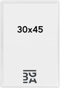 New Lifestyle Hvit 30x45 cm