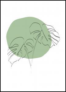 GREEN II Plakat