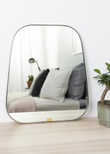 Speil Trapezium Metal 42x48 cm