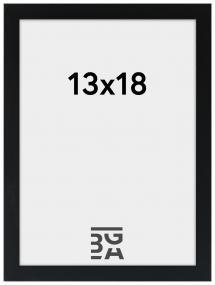 Edsbyn Svart 2E 13x18 cm
