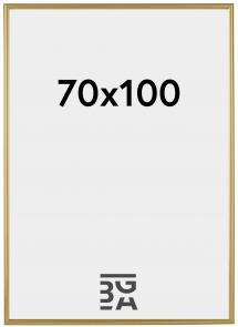 Decoline Akrylglass Gull 70x100 cm