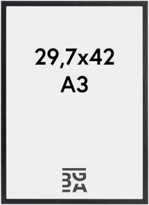 Ramme Galant Akrylglass Svart 29,7x42 cm (A3)