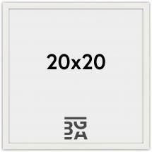 New Lifestyle Hvit 20x20 cm