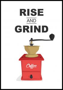 Rise and Grind, Coffee