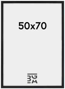 Stilren Pleksiglass Svart 50x70 cm