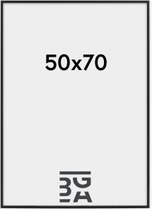 Nielsen Premium Classic Matt Svart 50x70 cm