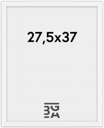 Edsbyn Hvit 2D 27,5x37 cm