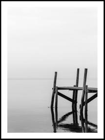 Foto Factory - Silence Plakat