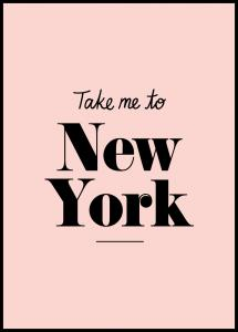 Take me to New York - Pink