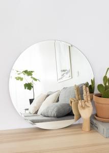 KAILA Rundt Speil Deluxe 50 cm Ø