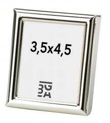 Chloe Sølv 3,5x4,5 cm