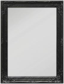 Speil Antique Svart 50x70 cm