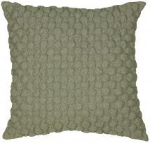 Putetrekk Bubbel - Grønn 50x50 cm