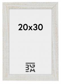 Home Hvit 20x30 cm