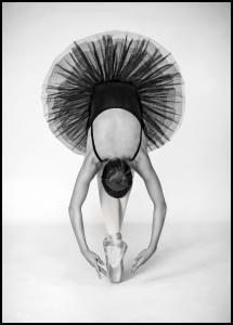 Ballet Technique Plakat