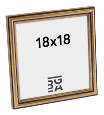 Horndal Gull 7B 18x18 cm
