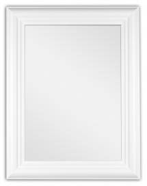 Speil Siljan Hvit 8B - Egne mål