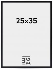 Edsbyn Svart 2E 25x35 cm