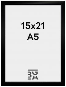 Ramme New Lifestyle Svart 15x21 cm (A5)