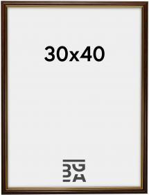 Classic Valnøtt 30x40 cm