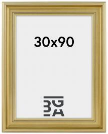 Mora Premium Sølv 30x90 cm