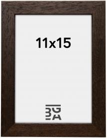 Ramme Brown Wood 11x15 cm