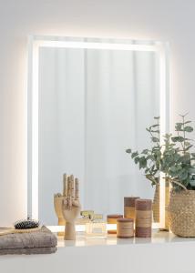 KAILA Speil Rectangle LED 60x80 cm