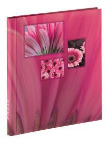 Singo Album Selvklebende Rosa (20 Hvite sider / 10 blad)