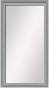 Speil Alice Sølv 40x80 cm