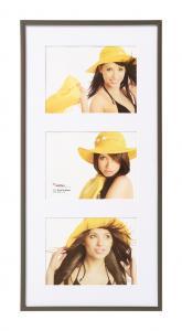New Lifestyle Stål - 3 bilder 15x20 cm