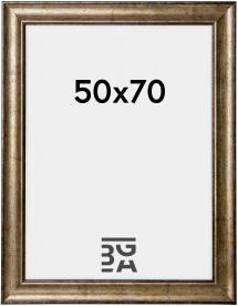 Saltsjöbaden Antikk Gull 50x70 cm
