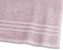Håndkle Basic Frotté - Rosa 50x70 cm