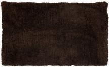 Baderomsmatte Zero - Barkbrun 60x60 cm